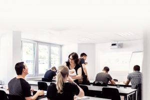 Individuelle Firmentrainings an der HWSGR in Chur