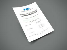Technischer Kaufleute VSK Diplom