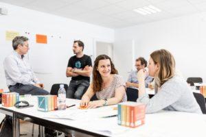 Einzelmodule zusammenstellen an der Höheren Wirtschaftsschule Graubünden